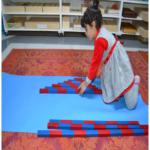 دورة مونتسوري التربية الحسية – من 3-6 سنوات